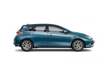 Reserva Toyota Auris o similar Aut. (B2-CDAN)