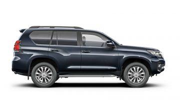 Reserva Toyota Land Cruiser 4x4 o similar Aut. (H-FVAN)