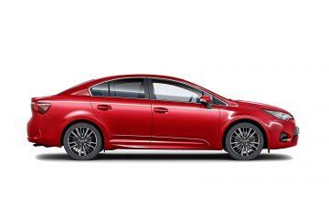 Reserva Toyota Avensis o similar (C-IDMR)