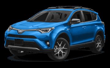 Reserva Toyota Rav4 or similar
