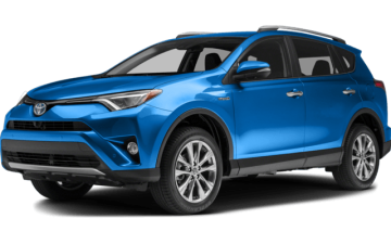 Reserva Toyota Rav4 or similar