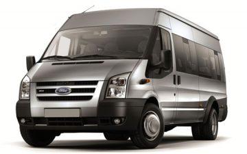 Reserva Ford Transit