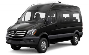 Reserva Mercedes Benz Sprinter 4x4