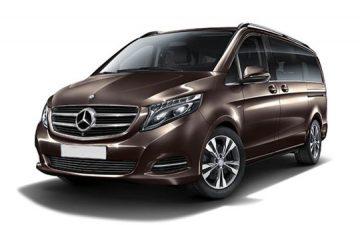 Reserva Mercedes Benz Vito 4x4