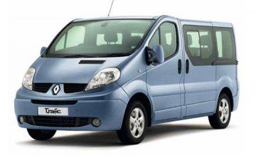 Reserva Renault Trafic